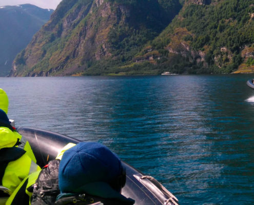 RIB Charter Sognefjord
